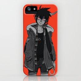 Ryoshi iPhone Case