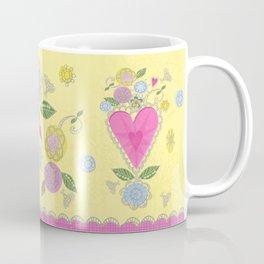 Sparkling blooms Coffee Mug