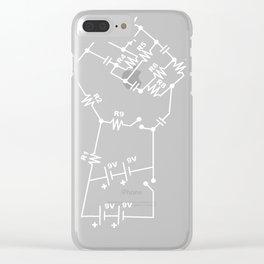 Re-Volt Clear iPhone Case