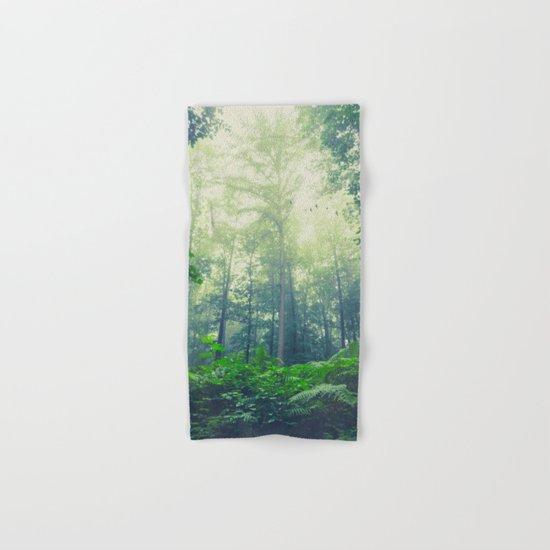 SummEr grEEn Hand & Bath Towel