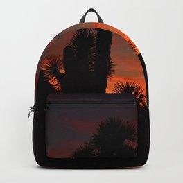 Desert Sunset Silhouettes - II Backpack