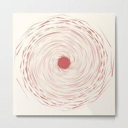 vortex Metal Print