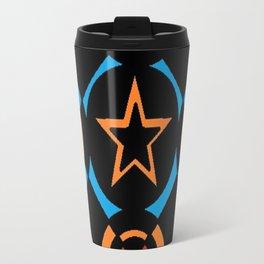 Unique Art Colouring Travel Mug