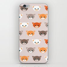 Cats, cats, cats iPhone & iPod Skin