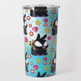 Pchan Pattern Travel Mug