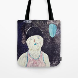 swimmer #1 Tote Bag