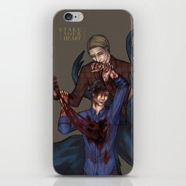 Hannibal iPhone Skin