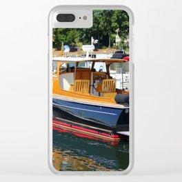 Nopkehee Vessel Clear iPhone Case