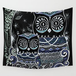 What A Pair Wall Tapestry