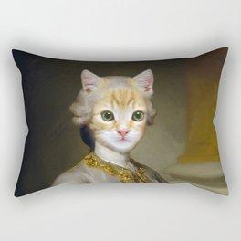 The Cat Duke Rectangular Pillow