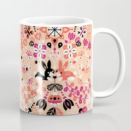 Bunny Lovers Coffee Mug