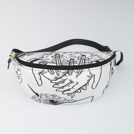 Hand of God Fanny Pack