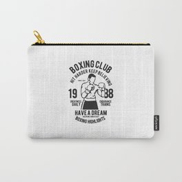 boxing club Carry-All Pouch