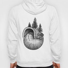 Spiral Up The Mountain Hoody