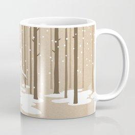 Festive Yeti Coffee Mug
