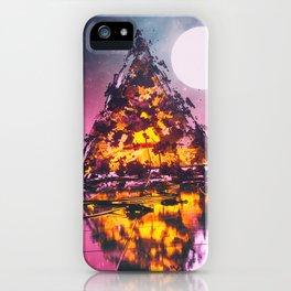 Deep Sleep iPhone Case