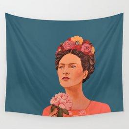 moi, Frida! Wall Tapestry