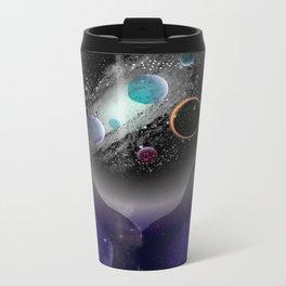 Cradled Space  Metal Travel Mug