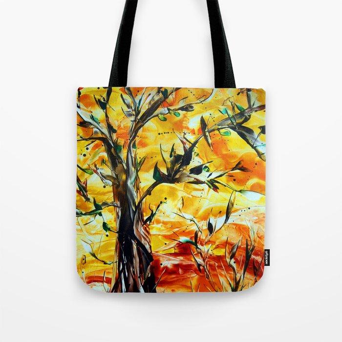 SpringAwakening Tote Bag