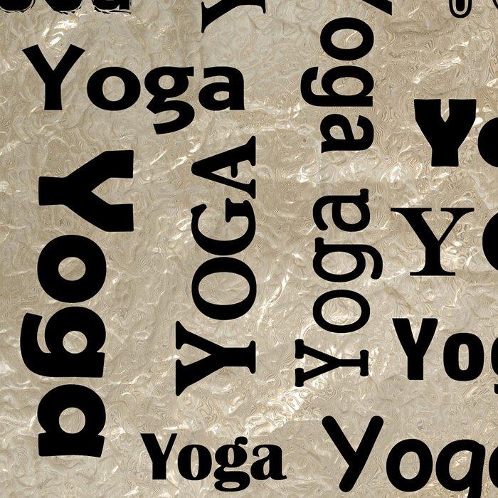 Keep Calm and Do Yoga Leggings