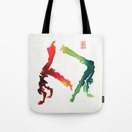 Capoeira 260 Tote Bag