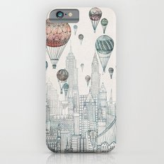 Voyages Over New York Slim Case iPhone 6s