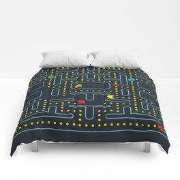 Pacman Comforters