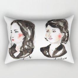 My Favorite Murder ssdgm LOOK-LISTEN Rectangular Pillow