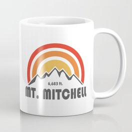 Mount Mitchell Coffee Mug