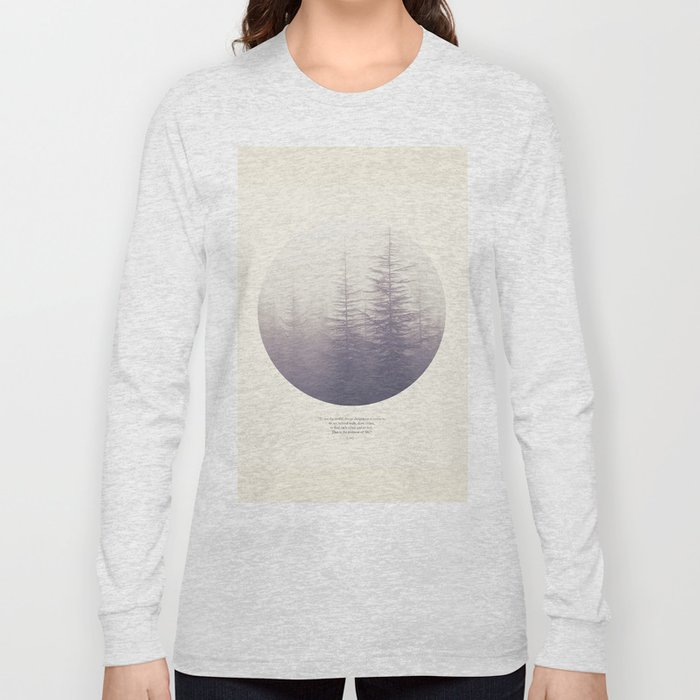 The purpose of life Long Sleeve T-shirt