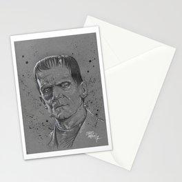 Frankenstein Monster Stationery Cards