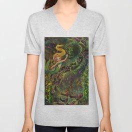 Mermaid Melodies Unisex V-Neck