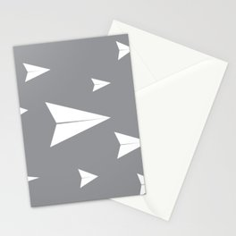 Legend of 1000 Paper Planes Stationery Cards
