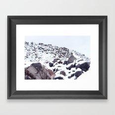 The Beauty of Silence Framed Art Print