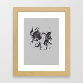 Dead Love Framed Art Print
