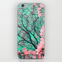 The tree from another dimension iPhone Skin