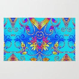 Floral Tapestry 4 Rug