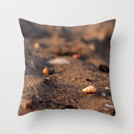 Sunrise Beach - cm2b Photography (7 of 7) Throw Pillow