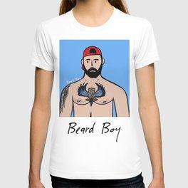 Beard Boy: Jose Santos T-shirt