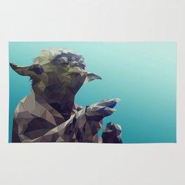 Luminous Beings (Yoda) Rug