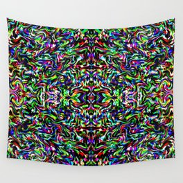 4 SQUARE 259 Wall Tapestry