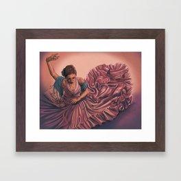Spoleto Framed Art Print