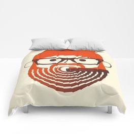The Gradient Beard Comforters