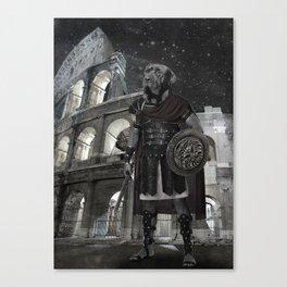 Neapolitan Mastiff Gladiator Canvas Print