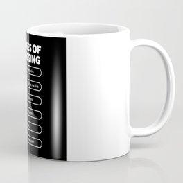 6 Stages Of Debugging   Programmer Gift Coffee Mug