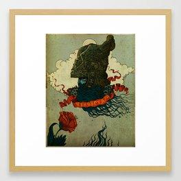 Revenge 13. Framed Art Print