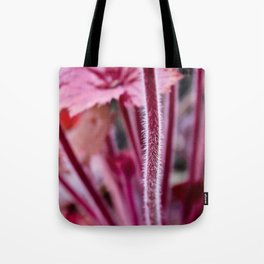 The Hairy Stem Tote Bag