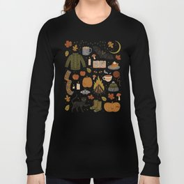 Autumn Nights Langarmshirt