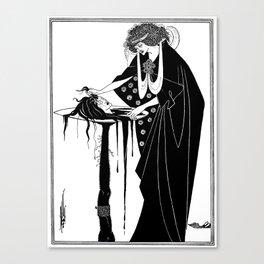 The Dancer's Reward Canvas Print