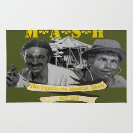 M*A*S*H: The Traveling Medical Show Rug